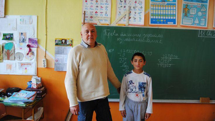 skola u selu sa jednim djakom
